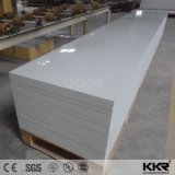 La Chine Wholesale 12mm Blanc Glacier Surface solide