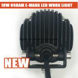 고품질 6PCS*3W Osram 둥근 지프 LED 일 빛 (GT2009-18W)