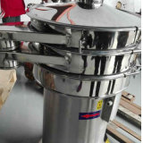 Vibrador redondo de aço inoxidável para classificação de tamanho em pó