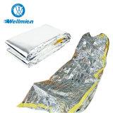 Sacos de dormir de emergência em clima frio
