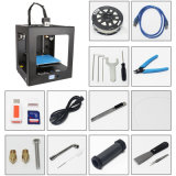 3D de nivelación automática CR2020 One-Key operar Full LED 3D de FDM montado la máquina de impresión industrial