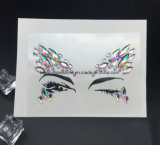 Оптовая ручка на стикере тела драгоценностей стороны татуирует временно стикеры Tattoo глаза (S084)