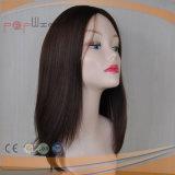 Eruopean 머리 실크 최고 레이스 가발 (PPG-l-01565)