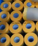 Cinta adhesiva + papel protector, para la pintura de las mejoras para el hogar, papel adhesivo