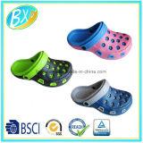 Chaussures de jardin ; à l'extérieur chaussures de couleur de la porte deux ; Entraves unisexes d'EVA