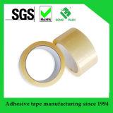 BOPP de empaquetado transparente pila de discos la cinta adhesiva
