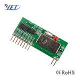 Large gamme module récepteur RF pour la sécurité alarme avec encore218 433 MHz