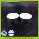 De decoratieve Witte Kaars van Tealight van de Houder van de Aluin Unscented op Verkoop