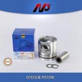 건축기계 D7D를 위한 소형 굴착기 크롤러 굴착기 엔진 부품 강선 장비