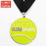 De Metal personalizados Voleibol Premio Medalla de recuerdo, el deporte medalla para el voleibol