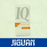 Etiket van het Kledingstuk van het Document van het Ontwerp van de manier hangt het Douane Afgedrukte Markeringen