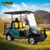 Carrello di golf pratico delle sedi di uso 4 della batteria del pneumatico 48V della spiaggia