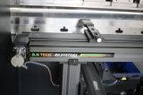 máquina hidráulica del freno de la prensa del metal de hoja 63t2500