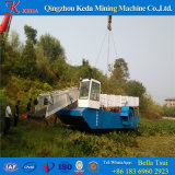 Harvest Water Hyacinth Harvest & Aquatic Weed Harvester & Water Weed Cutting Machine