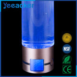 Pantalla de LED 1.2ppm rico en hidrógeno la botella de agua