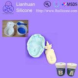 歯科臨床印象材料/付加のシリコーンのパテ