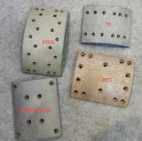 Verschiedene waagerecht ausgerichtete QualitätsQinyan Bremsbeläge