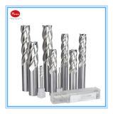 Полная торцевая фреза стана, высокоскоростной алюминиевый стальной материал