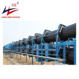 Большая емкость пыли на большие расстояния трубки топливопровода ременной транспортер системы