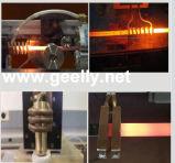 Velocidad de calentamiento ultra rápido de la máquina de recocido de inducción horno de inducción para el tubo de alambre