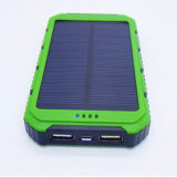 Kingmaster [tendencias] productos LED de alta capacidad portátil universal Banco 10000mAh de energía solar