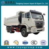 Hight QualitätsHohan 6X4 Speicherauszug/Lastkraftwagen mit Kippvorrichtung für Verkauf