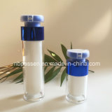 De nieuwe Fles Zonder lucht van de Kruik van de Aankomst Acryl voor Kosmetische Verpakking (ppc-nieuw-159)