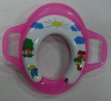 Colorear la suavidad del asiento de tocador del bebé tocada