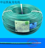Power Station DC Teflon Cable 0.6 / 600V Cobre 6mm2 Wire Cable