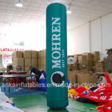 Colonna gonfiabile del tubo di illuminazione di marchio stampata Digitahi del fornitore della Cina da vendere