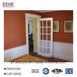 Стеклянные двери из алюминия в коммерческих целях Цена двойной распашной двери