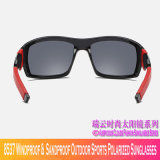 8537 de vento & Sandproof óculos polarizados de desportos ao ar livre