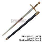 オオカミの剣の中世剣ヨーロッパSwords105cm HK81015au