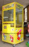 Máquina de lujo Playgroun de interior de la grúa del juguete del moldeo a presión de la venta caliente 2017