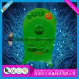 La touche à effleurement industrielle de panneau de contact de contrôle gravée en relief boutonne le clavier numérique de membrane