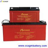 Cspower SMF VRLA tiefe Schleife-Gel-Batterie 12V 70ah