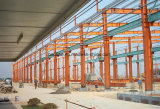 Изготовляя структура полуфабрикат светлого металла строя стальная с низкой стоимостью