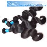 Cheveux humains brésilien non transformés de KBL