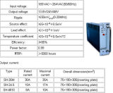 Schaltungs-Spg.Versorgungsteil-SH-Reihe