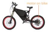 Grande velocidade do motociclo Eléctrico de 3 kw com 72V Bateria