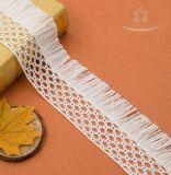 2017 merletti multipli di tendenza del bordo 3D del filetto dell'oro di colore dei prodotti