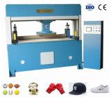 Máquina automática de la prensa de EVA que corta con tintas que viaja del deslizador principal de la espuma