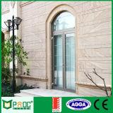 Doppio portello di alluminio della stoffa per tendine di vetro Tempered con As2047