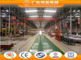 Migliore portello di legno di alluminio di vendita di trasferimento del grano fatto a Foshan
