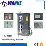 Автоматическая жидкостная машина завалки запечатывания мешка с двойными соплами