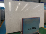 Ls-Q002 Silver Diamond pedra artificial lajes de quartzo Artificial&Ladrilhos&Coutertop