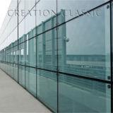 建物の窓ガラスのための反射絶縁されたガラス