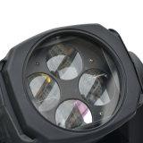 4in 1 LED-bewegliches Hauptlicht für DJ