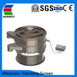 De ultrasone Machine van het Trillende Scherm voor het Hypochloriet en Propinate van het Calcium