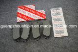 Paquete de pastillas de freno 04466-60070 OEM para Toyota Landcruiser Uzj100